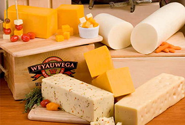 All Natural Wisconsin Cheese Maker